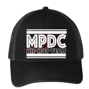 MPDC hip hop team hat