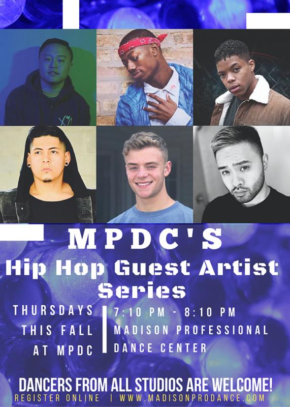 MPDC Hip Hop Guest Artist Series